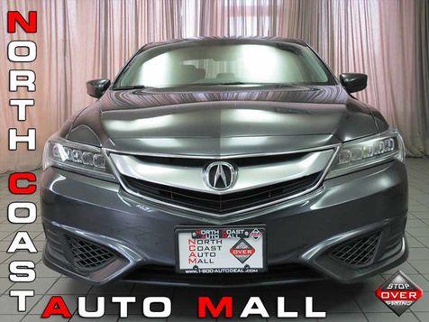 2016 Acura ILX 4dr Sedan w/Technology Plus Pkg in Akron, OH