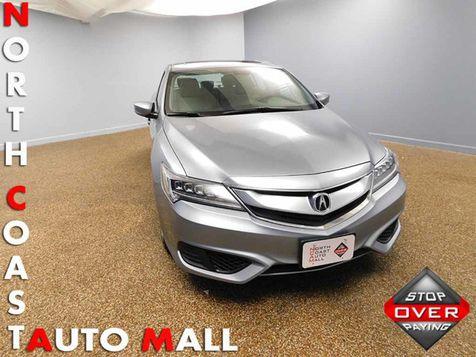 2016 Acura ILX 4dr Sedan w/Premium Pkg in Bedford, Ohio