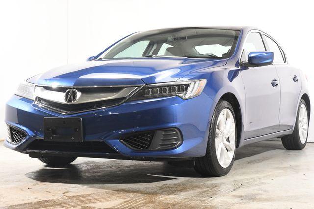 2016 Acura ILX w/Technology Plus Pkg