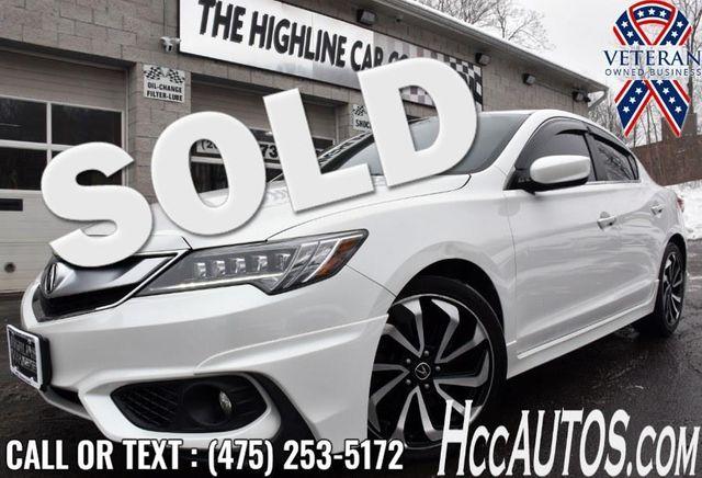 2016 Acura ILX w/Premium/A-SPEC Pkg Waterbury, Connecticut