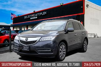 2016 Acura MDX w/Tech,Navigation,Blind Spot, in Addison, TX 75001