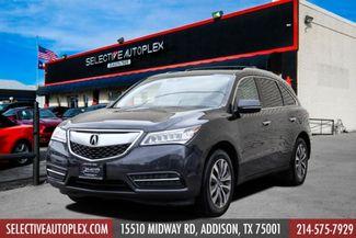 2016 Acura MDX w/Tech,Navigation,Blind Spot, in Addison, TX 75001