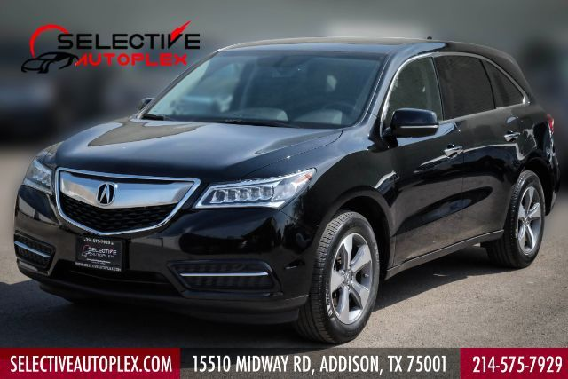 2016 Acura MDX SH-AWD 9-Spd AT in Addison, TX 75001