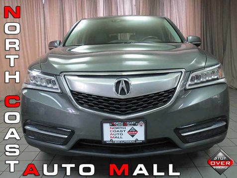 2016 Acura MDX SH-AWD 4dr in Akron, OH