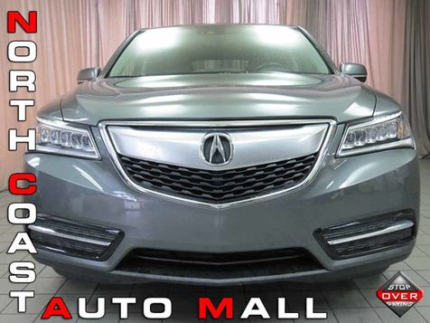 2016 Acura MDX SPORT in Akron, OH