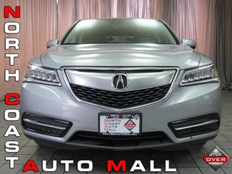 2016 Acura MDX wTechEntertainment  city OH  North Coast Auto Mall of Akron  in Akron, OH