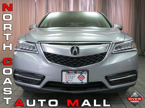 2016 Acura MDX w/Tech/Entertainment in Akron, OH