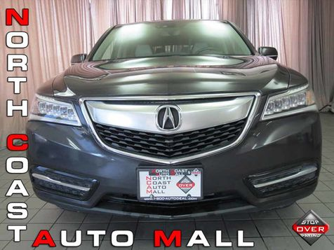 2016 Acura MDX w/Tech in Akron, OH