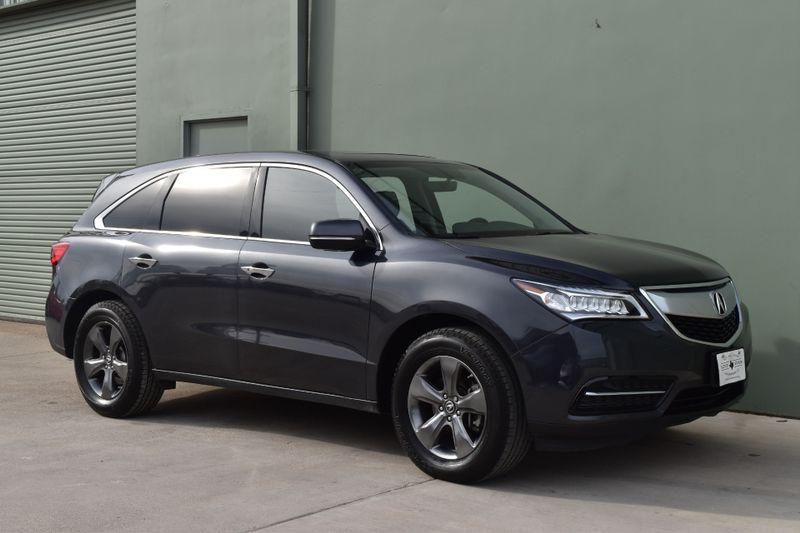 2016 Acura Mdx Arlington Tx Lone Star Auto Brokers Llc