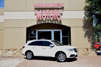 2016 Acura MDX w/Tech in Arlington, Texas 76013