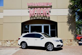 2016 Acura MDX w/Tech in Arlington, Texas 76013