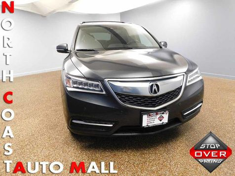 2016 Acura MDX SH-AWD 4dr w/Advance/AcuraWatch Plus in Bedford, Ohio