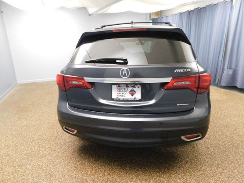 2016 Acura MDX SH-AWD 4dr wAdvanceAcuraWatch Plus  city Ohio  North Coast Auto Mall of Bedford  in Bedford, Ohio