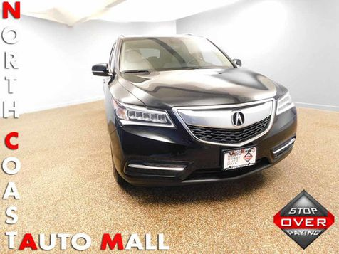 2016 Acura MDX SH-AWD 4dr in Bedford, Ohio