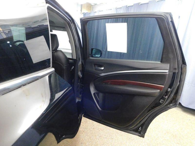 2016 Acura MDX wTech  city Ohio  North Coast Auto Mall of Bedford  in Bedford, Ohio