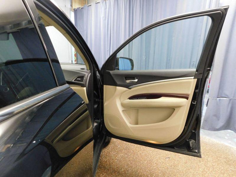 2016 Acura MDX LEATHER  city Ohio  North Coast Auto Mall of Bedford  in Bedford, Ohio