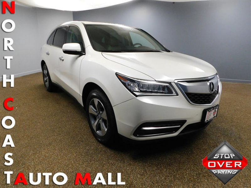 2016 Acura MDX SH-AWD 4dr  city Ohio  North Coast Auto Mall of Bedford  in Bedford, Ohio