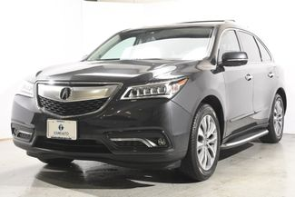 2016 Acura MDX w/Tech/Entertainment/AcuraWatch Plus in Branford, CT 06405
