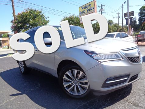 2016 Acura MDX TECHNOLOGY in Charlotte, NC