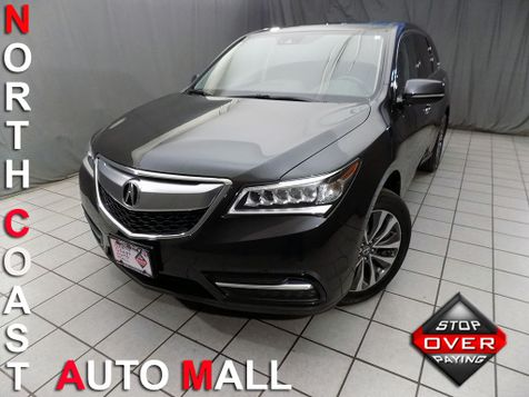 2016 Acura MDX w/Tech in Cleveland, Ohio