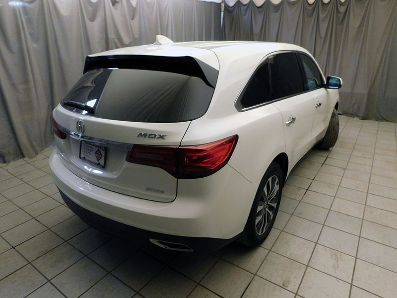 2016 Acura MDX wTech  city Ohio  North Coast Auto Mall of Cleveland  in Cleveland, Ohio