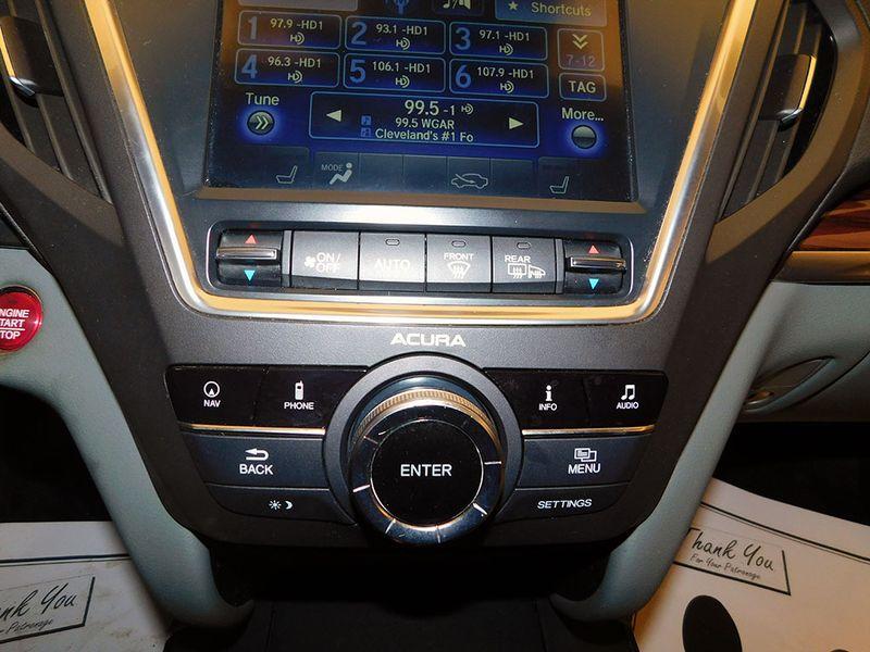 2016 Acura MDX wTech  city Ohio  North Coast Auto Mall of Cleveland  in Cleveland, Ohio