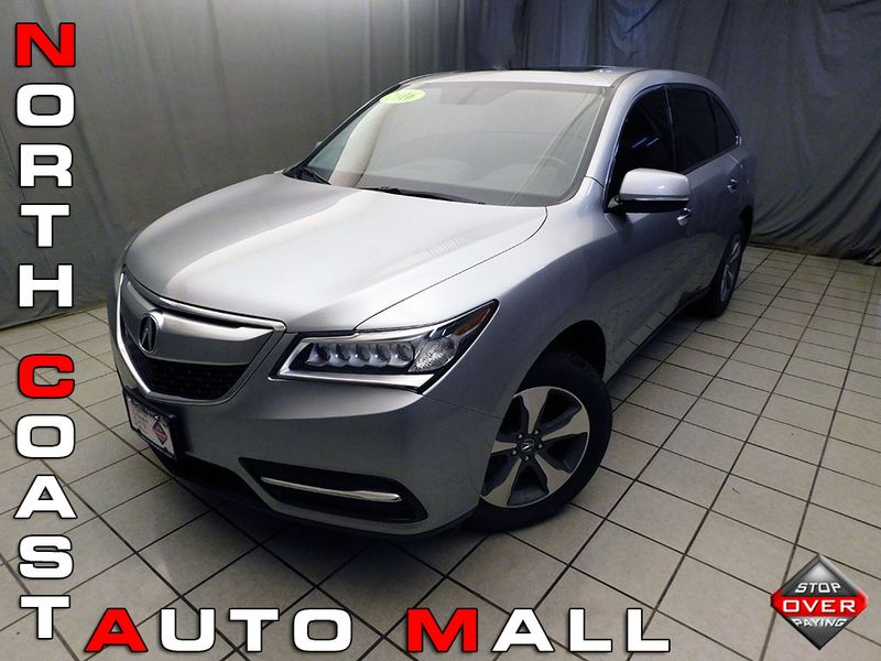 2016 Acura MDX 35L  city Ohio  North Coast Auto Mall of Cleveland  in Cleveland, Ohio