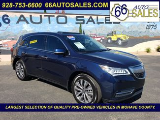 2016 Acura MDX w/Tech in Kingman, Arizona 86401