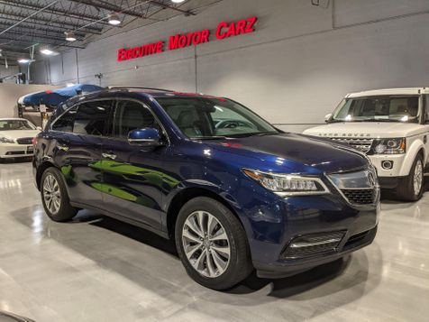 2016 Acura MDX w/Tech/AcuraWatch Plus in Lake Forest, IL