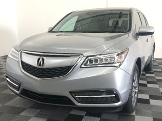 2016 Acura MDX SH-AWD 9-Spd AT w/Tech Package LINDON, UT 2
