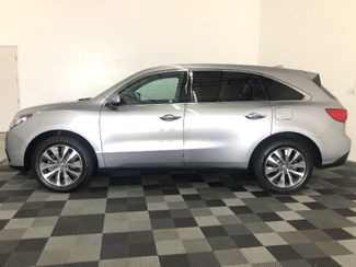 2016 Acura MDX SH-AWD 9-Spd AT w/Tech Package LINDON, UT 4