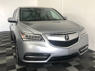 2016 Acura MDX SH-AWD 9-Spd AT w/Tech Package LINDON, UT 7