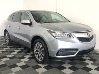 2016 Acura MDX SH-AWD 9-Spd AT w/Tech Package LINDON, UT 8