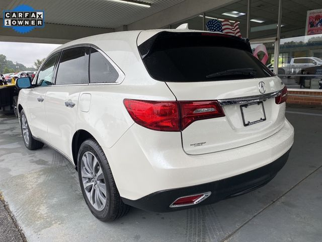 2016 Acura MDX 3.5L Madison, NC 3