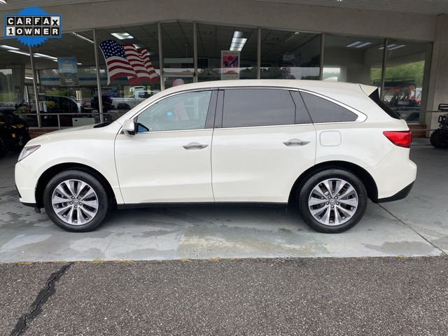 2016 Acura MDX 3.5L Madison, NC 4