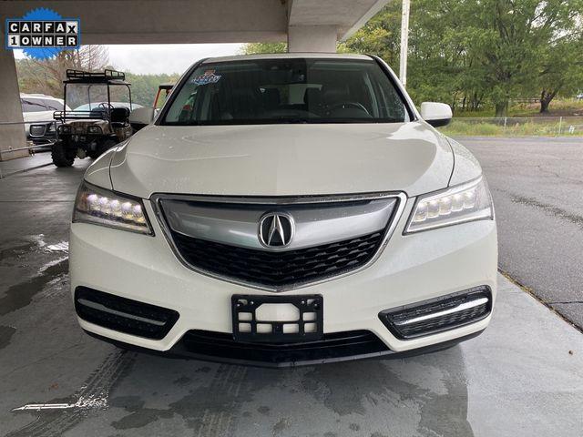 2016 Acura MDX 3.5L Madison, NC 6