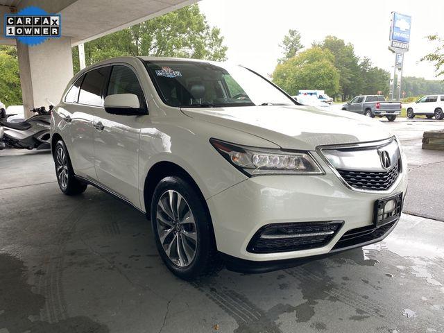 2016 Acura MDX 3.5L Madison, NC 7
