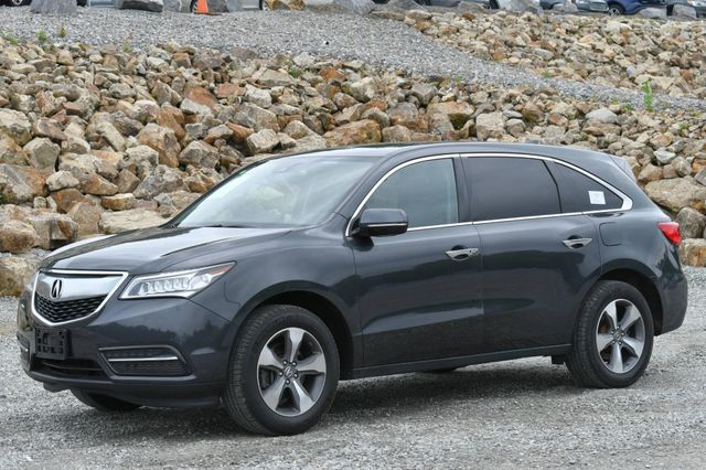 2016 Acura MDX Naugatuck, Connecticut