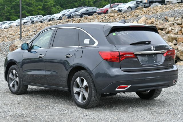 2016 Acura MDX Naugatuck, Connecticut 2