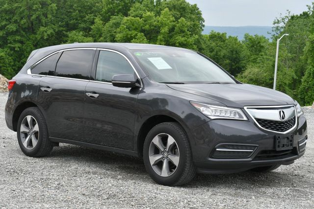 2016 Acura MDX Naugatuck, Connecticut 6