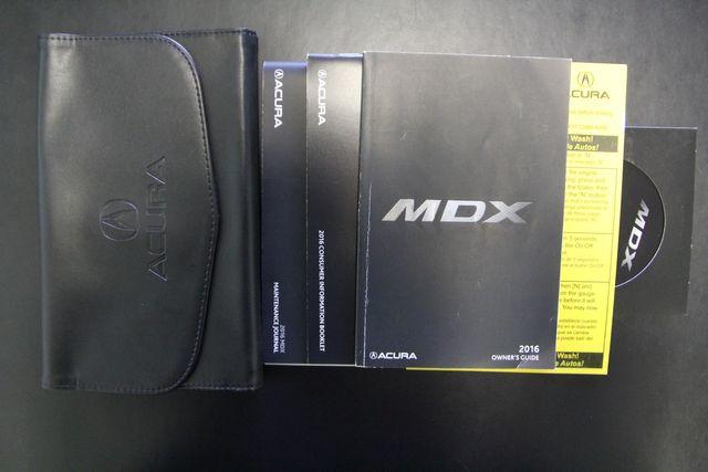 2016 Acura MDX SH-AWD w/Advance Richmond, Virginia 37