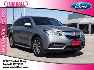 2016 Acura MDX in Tomball, TX 77375
