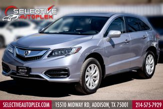 2016 Acura RDX 6-Spd AT in Addison, TX 75001