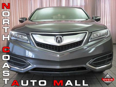 2016 Acura RDX AWD 4dr in Akron, OH