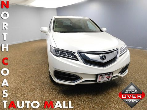 2016 Acura RDX AWD 4DR BASE LEATHER UTIL in Bedford, Ohio
