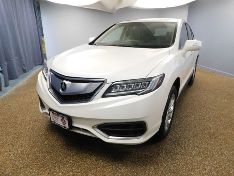 2016 Acura RDX AWD 4DR BASE LEATHER UTIL  city Ohio  North Coast Auto Mall of Bedford  in Bedford, Ohio