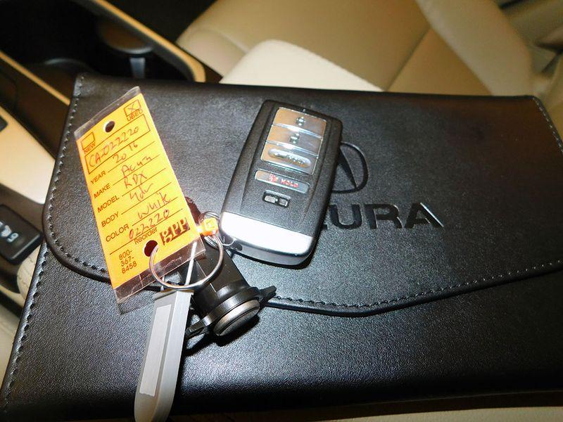 2016 Acura RDX Base  city Ohio  North Coast Auto Mall of Cleveland  in Cleveland, Ohio