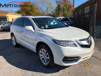 2016 Acura RDX Tech/AcuraWatch Plus Pkg in Knoxville, Tennessee 37917