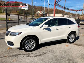 2016 Acura RDX Tech/AcuraWatch Plus Pkg Knoxville , Tennessee 8