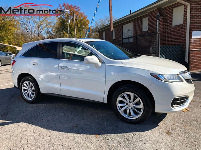 2016 Acura RDX Tech/AcuraWatch Plus Pkg Knoxville , Tennessee 1